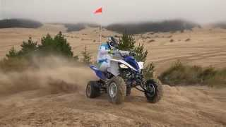 4. 2015 Yamaha Raptor 700R Overview