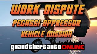 "Today's video is a quick walk thru of the vehicle mission ""work Dispute""."