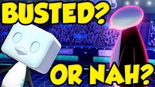 Is Eiscue BUSTED? Pokemon Sword and Shield Eiscue - How To Use Eiscue by Verlisify