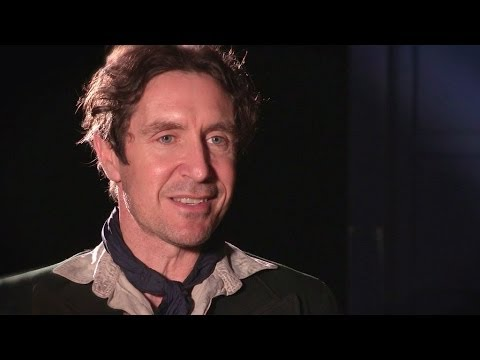 Doctor (Doctor Who) - http://www.bbc.co.uk/doctorwho Paul McGann on his return to Doctor Who in The Night of the Doctor and reprising the role of the Eighth Doctor.
