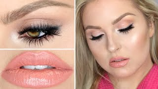 Get Ready With Me ♡ Smokey Lashes & Heavy Contouring! by Shaaanxo