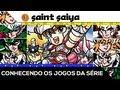 Os Cavaleiros do Zodíaco/Saint Seiya: Conhecendo os Games da Série [Baú Old Gamer]