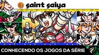Video Os Cavaleiros do Zodíaco/Saint Seiya: Conhecendo os Games da Série [Baú Old Gamer] MP3, 3GP, MP4, WEBM, AVI, FLV Juli 2018