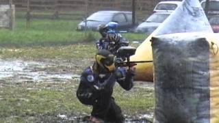 Meylan France  city photos : Paintball Video - Division 1 Meylan France