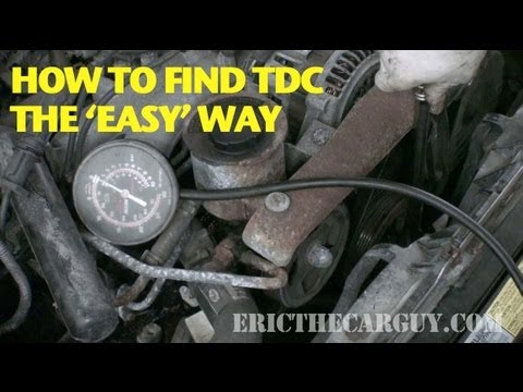 How To Find TDC The 'Easy' Way -EricTheCarGuy