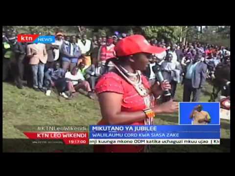 KTN Leo Wikendi: Jubilee wasisitiza suala la tume huru ya uchaguzi na mipaka IEBC
