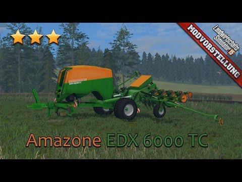 Amazone EDX 6000 TC v1.2