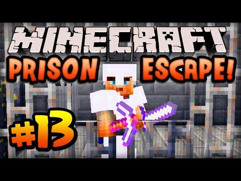 "Minecraft PRISON ESCAPE – Episode #13 w/ Ali-A! – ""PVP BATTLES!"""