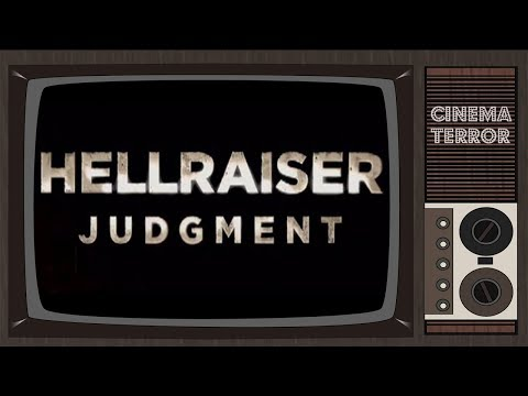 Hellraiser: Judgment (2018) - Movie Review