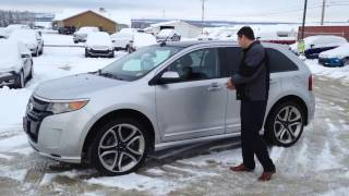 Rimbey (AB) Canada  city photos gallery : 2013 Ford Edge Sport For Sale | Rimbey, AB