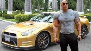 Video The Rock's Car Collections ★ 2018 MP3, 3GP, MP4, WEBM, AVI, FLV September 2018