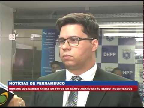 [BRASIL URGENTE PE] Violência assusta moradores de Santo Amaro