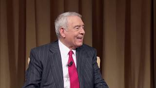 Dan Rather At The National Archives