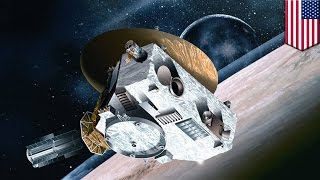 NASAの冥王星探査機ニュー・ホライズンズ 次の目的地が決定?