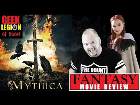 MYTHICA : A QUEST FOR HEROES ( 2015 ) Fantasy Movie Review