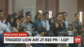 Video Breaking News! Emosional, Curhat Keluarga Korban Lion Air JT-610 Dengan Tim SAR Gabungan MP3, 3GP, MP4, WEBM, AVI, FLV November 2018