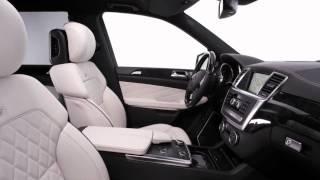 New Mercedes-Benz GL-Class 2013 Advertising Trailer