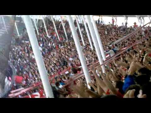 Yo era campeon.mp4 - La Barra del Rojo - Independiente