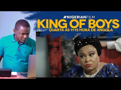 KING OF BOYS - Nollywood Filme - Análise  pt