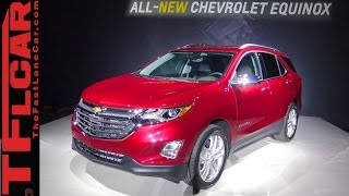 2018 Chevy Equinox:  Everything You Ever Wanted to Know by The Fast Lane Car