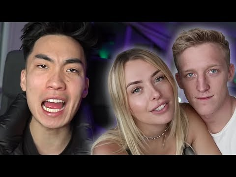 RiceGum Shades Corinna Kopf After Tfue & Faze Banks Drama