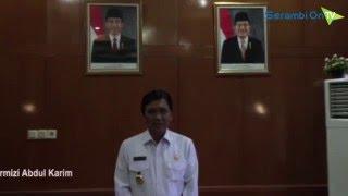 Ucapan HUT Harian Serambi Indonesia oleh Tarmizi A Karim