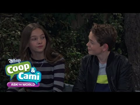 Coop & Cami Ask the World | Would you Wrather move to Canada? | Clip