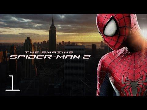 Прохождение The Amazing Spider-Man 2 (PC/RUS) - #1 По следу убийцы!
