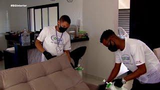Aumenta procura por limpeza em sofás e tapetes na pandemia