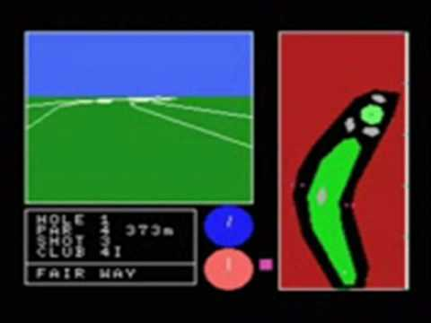 MightyTallestZim82 - 3D Golf Simulation - High-speed System: MSX1 Year: 1984 Genre: Sports (Golf) If the High-speed version is already that boring, I don't want to know how the n...