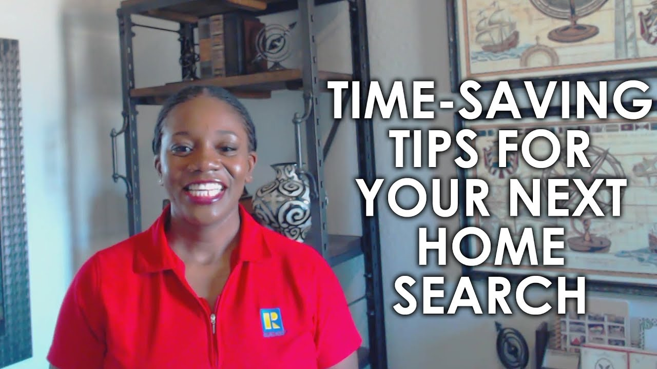 Save Time and Energy With These Home Search Tips