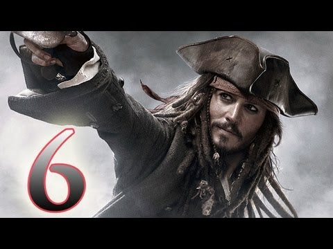 Pirates of the Caribbean: At World's End (PS3, X360) Walkthrough Part 6