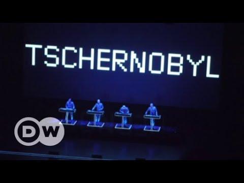 Kraftwerk live in Moskau | DW Deutsch