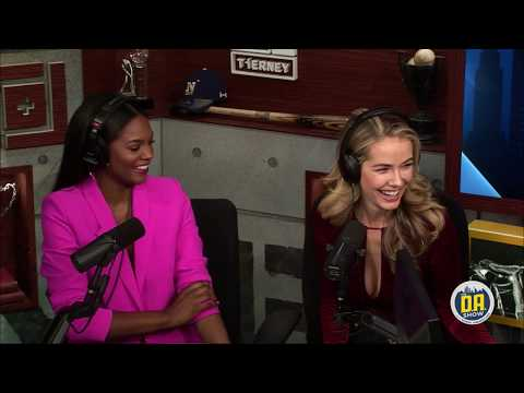 SI Swimsuit models Jasmyn Wilkins and Olivia Jordan join WatchDA.com