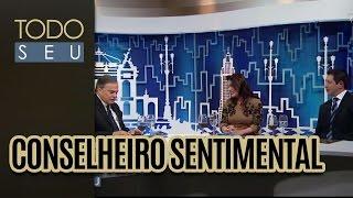 Conselheiro Sentimental com Priscilla de Sá e Luciano Passianotto - Todo Seu