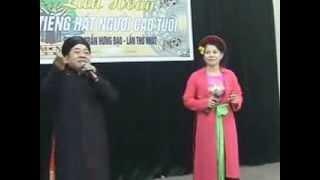 Hát Chèo Thái Bình: Khúc Hát Doanh Nhân XD Thái Bình - Huy Du,Ánh Tuyết
