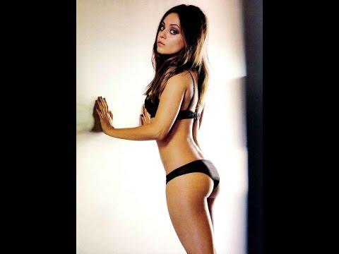 Mila Kunis Hot Bikini Show