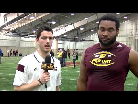 Leterrius Walton Interview 3/20/2015 video.