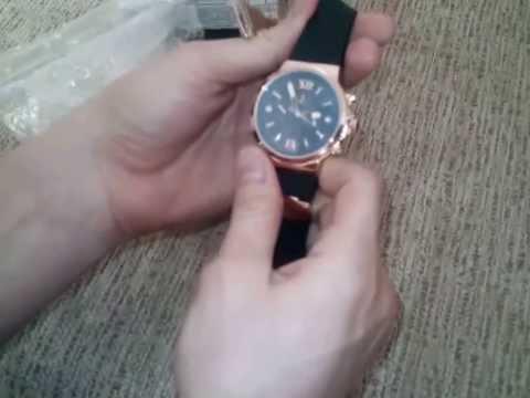 "Мужские часы ""Ulysse Nardin Maxi Marine Chronometer "" обзор"