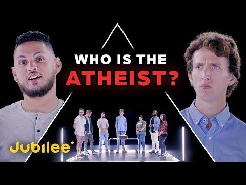 6 Christians vs 1 Secret Atheist   Odd Man Out
