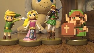 Unboxing: Legend of Zelda 30th Anniversary Amiibo! by SkulShurtugalTCG