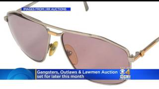 Gangster's, Outlaws, and Lawmen live auction from RR Auction