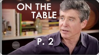 Jay McInerney On Bright Lights, Big City | Ep. 10 Part 2/4 On The Table | Reserve Channel