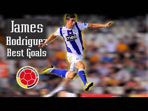 goals - James Rodriguez Best Goals Ever | Banfield Porto Monaco Colombia James Rodríguez Welcome to Real Madrid Skills Goals Assists 2014 JAMES RODRÍGUEZ | Goals, Skills, Assists | Monaco | 2013/2014...
