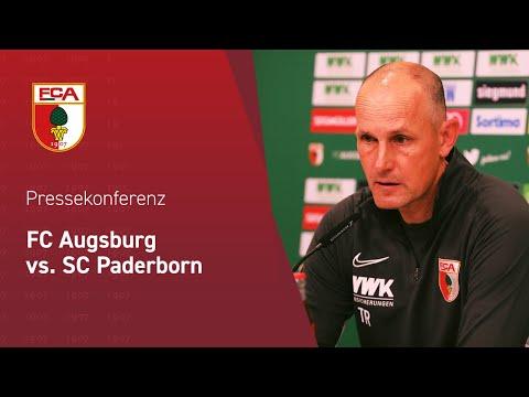 FC Augsburg x SC Paderborn 07 (1. Bundesliga 2019/...