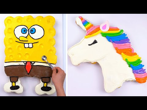 Top 10 Clever and Stunning Cupcakes | Fun and Creative Cupcake Decorating Ideas | Tasty Plus Cake