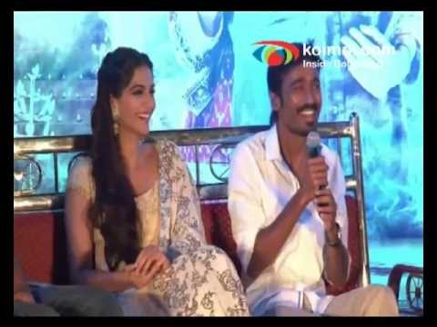 """""""It's Easier To Impress My Father-in-law Than My Wife"""" - Dhanush"""
