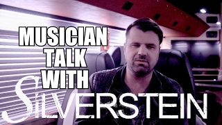 Video Musician Talk with Silverstein MP3, 3GP, MP4, WEBM, AVI, FLV Juli 2017