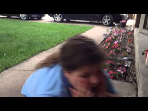 autumn and ella  audrina and kingston (видео)