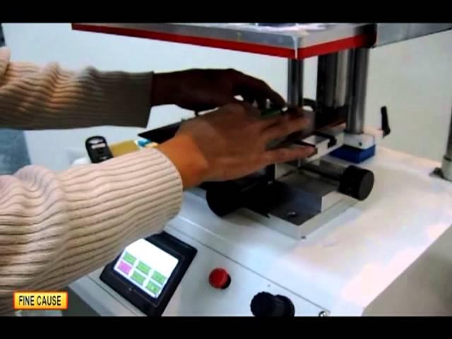 FA-200T/300T 平台式网印机